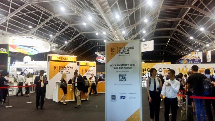 2018 Singapore FinTech Festival